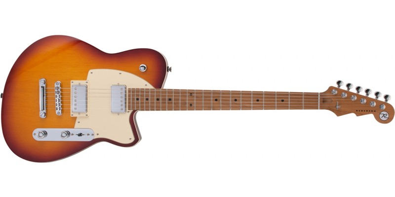 Reverend-Charger-HB-Faded-Burst-Front