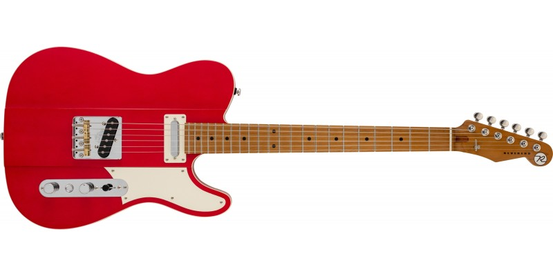 Reverend-Greg-Koch-Signature-Trans-Party-Red-Front