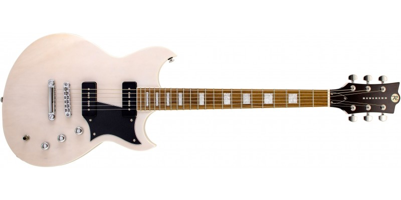 Reverend Sensei 290 Transparent White