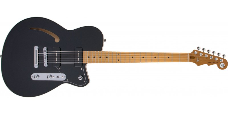 Reverend-Stu-D.-Baker-Signature-Midnight-Black-Rosted-Maple-Front