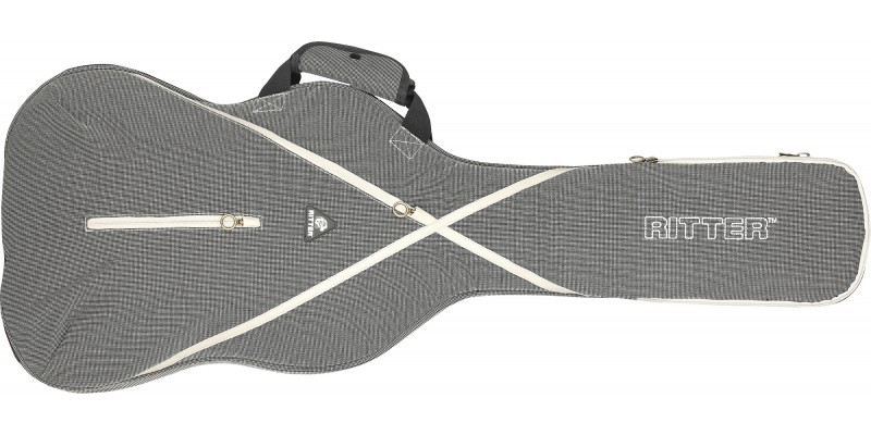 Ritter Session RGS7-E Electric Bag Steel Grey/Moon