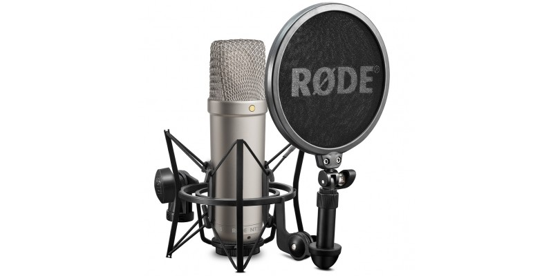 RODE NT1-A Vocal Pack Condenser Microphone Main