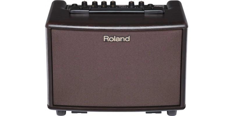 Roland Ac 33 Rosewood Acoustic Chorus Combo Amp Uk