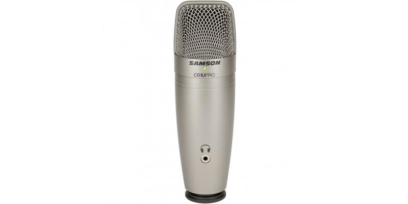 Samson-C01U-Pro-USB-Studio-Condenser-Microphone-Front