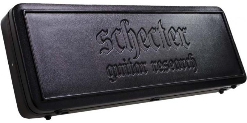 Schecter SGR-1C Hard Case C-Shape Electric Guitar