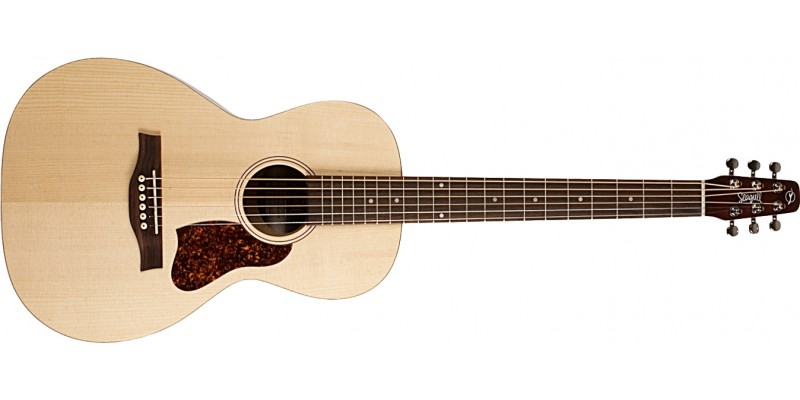 Seagull Entourage Grand Natural A/E Front