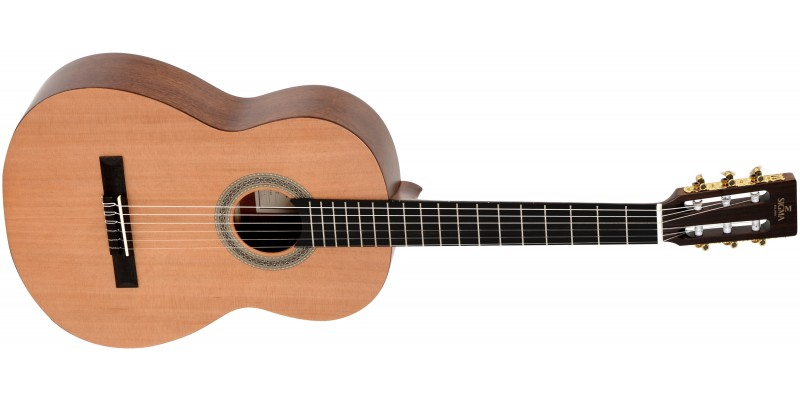 Sigma-CM-ST+-Classical-Guitar-Front