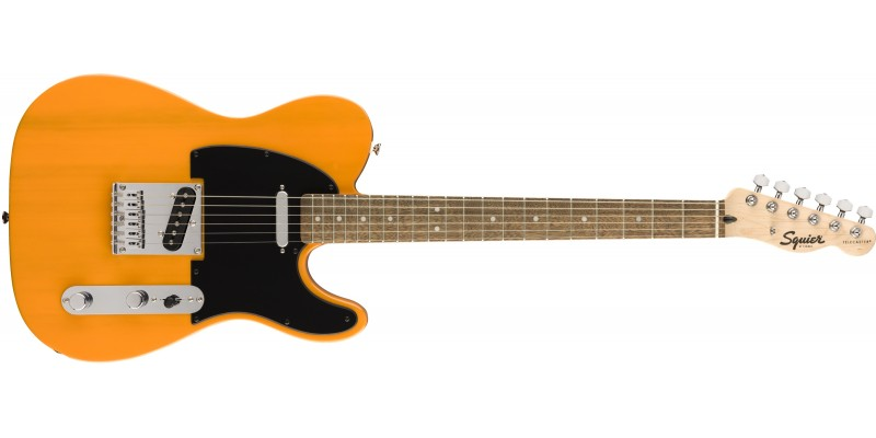 Squier-Limited-Edition-Bullet-Tele-Butterscotch-Blonde-Front