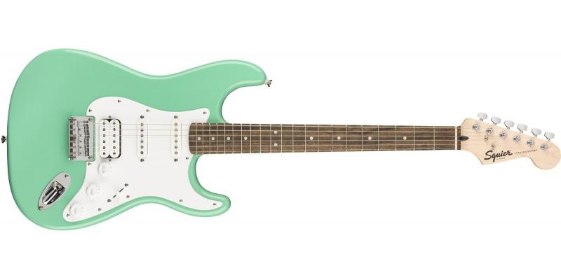 Squier FSR Bullet Stratocaster HT (Hard Tail) Sea Foam Green Front