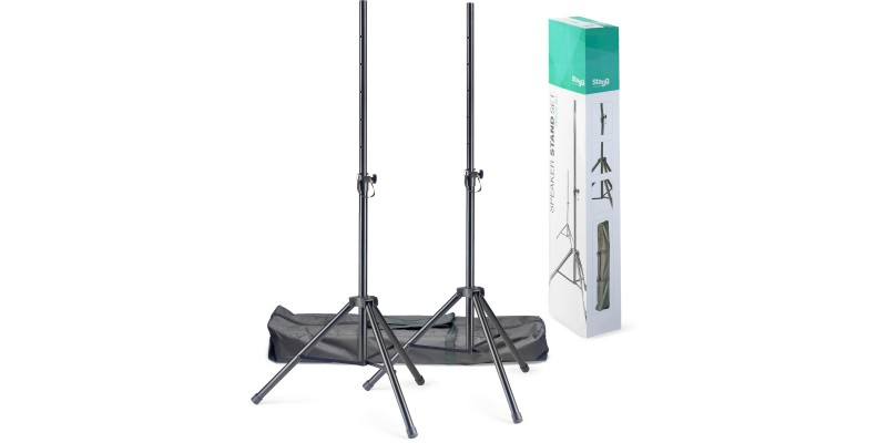 Stagg-Speaker-Stand-Pair-With-Bag-Black-Main