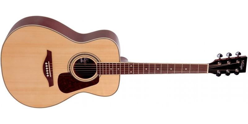 Vintage V300 Acoustic Guitar Starter Package Natural Guitar Co Uk
