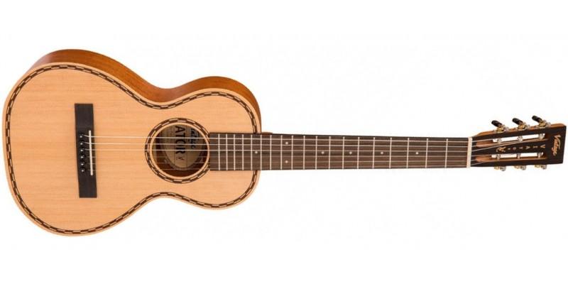 Vintage VTR800VC Viator Paul Brett Signature Nylon String Guitar Front