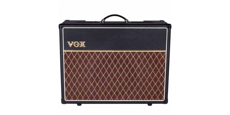 Vox AC30S1 Single Channel 1x12 Combo Amplifier Front