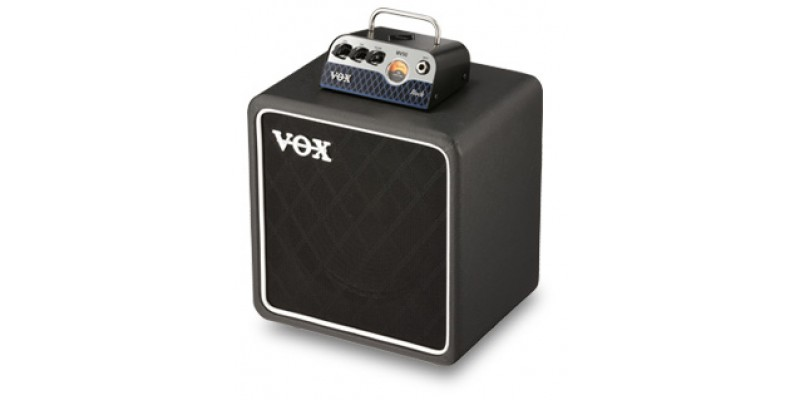 Vox MV50 Rock Set with BC108 Cab Half Stack Package