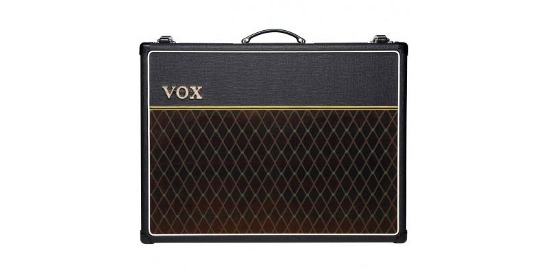 Vox AC30 Custom Greenback Front