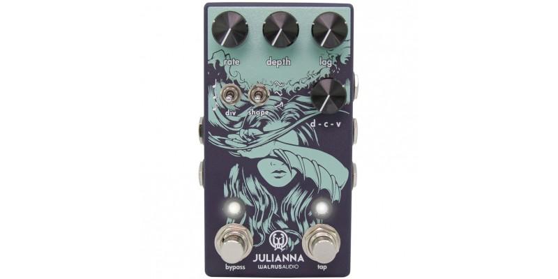 Walrus Audio Julianna Stereo Chorus Pedal Front copy