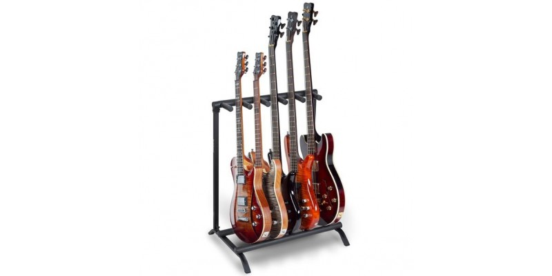 Warwick-RockStand-Multiple-Guitar-Rack-Stand-for-5-Electric-Guitars-Or-Basses-Flat-Pack-Main