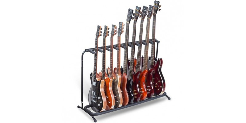 Warwick-RockStand-Multiple-Guitar-Rack-Stand-For-9-Electric-Guitars-Basses-Main