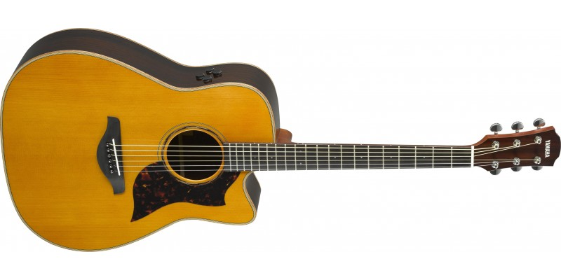 Yamaha A3R ARE Vintage Natural Electro Acoustic Guitar