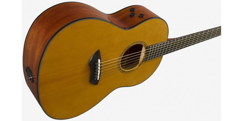 Guitars & Basses Yamaha Csf-ta Transacoustic Vintage Natural Musical Instruments & Gear
