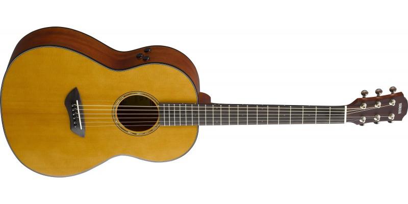 Yamaha-CSF-TA-TransAcoustic-Vintage-Natural-Front-Angle
