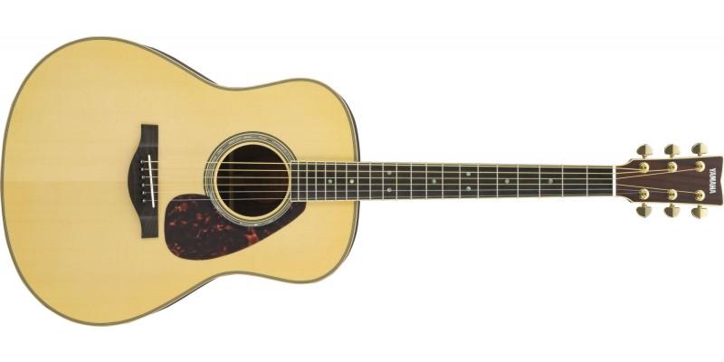 yamaha ll16 are acoustic guitar natural. Black Bedroom Furniture Sets. Home Design Ideas