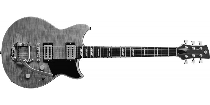 yamaha rs720b agr revstar ash grey electric guitar. Black Bedroom Furniture Sets. Home Design Ideas