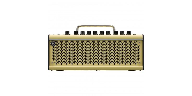 Yamaha THR10II Wireless Desktop Guitar Amplifier Front