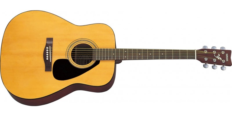 Yamaha F310 Acoustic Guitar for Beginners Front