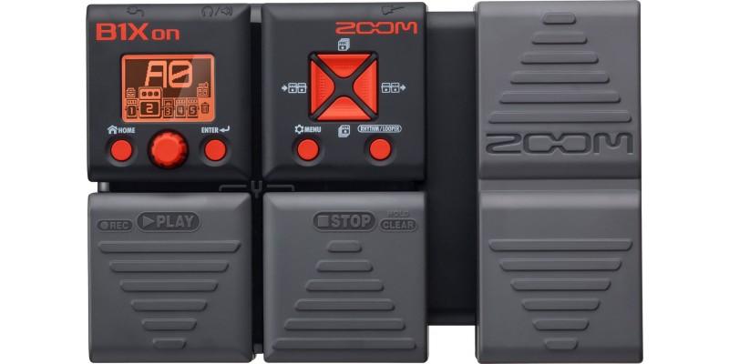 Zoom B1Xon Guitar Pedal Driver