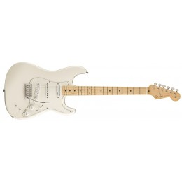 Fender EOB Sustainer Stratocaster Olympic White