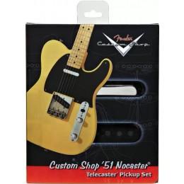 Fender Custom Shop Nocaster Pickup set of 2 for Teles