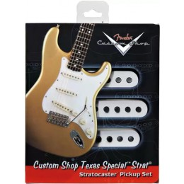 Fender Custom Shop Texas Special Stratocaster Pickups Set
