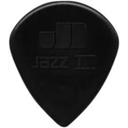 Dunlop Nylon Jazz III Black 1.38mm Plectrum Guitar Pick