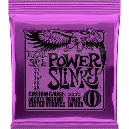 2220 Ernie Ball Power Slinky Guitar Strings