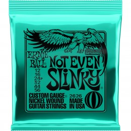 2626 Ernie Ball Not Even Slinky Guitar Strings