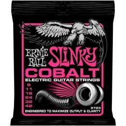 Ernie Ball Cobalt Super Slinky 9-42 Strings