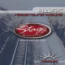 Stagg BA-4505 Electric Bass Guitar Strings 45-105