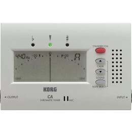 Korg CA-40 Chromatic Tuner