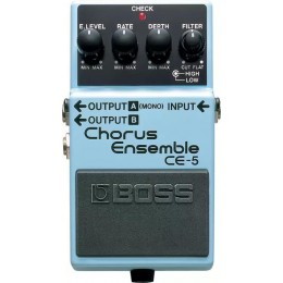 BOSS CE-5 Chorus Ensemble Effects Pedal