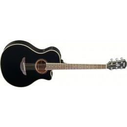 Yamaha APX700II Black Electro Acoustic Guitar