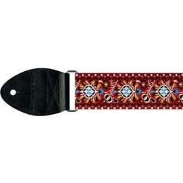 Souldier GS0307DR02BK60 Hendrix Red White