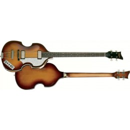 Hofner Violin Bass Sunburst 500/1 CT Contemporary Series