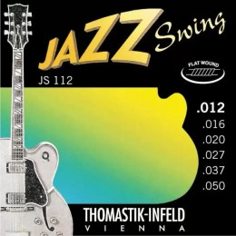 Thomastik-Infeld JS112 Medium Light Flatwound Jazz Swing