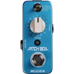 MOOER Pitch Box Pitch Pedal