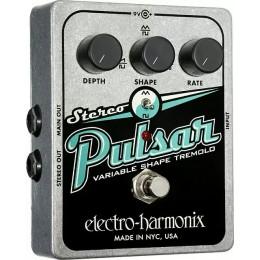 Electro-Harmonix Stereo Pulsar Modulation Pedal