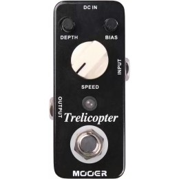MOOER Trelicopter Optical Tremolo Pedal