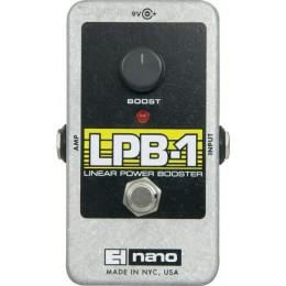 Electro-Harmonix LPB-1 Nano Linear Power Booster