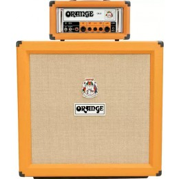 Orange OR15H PPC412 Compact Half Stack Amp Package