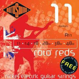 Rotosound R11 Roto Reds 11-48